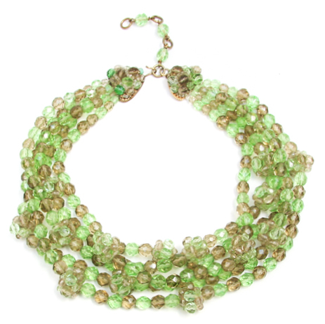 Coppola E Toppo Green Necklace
