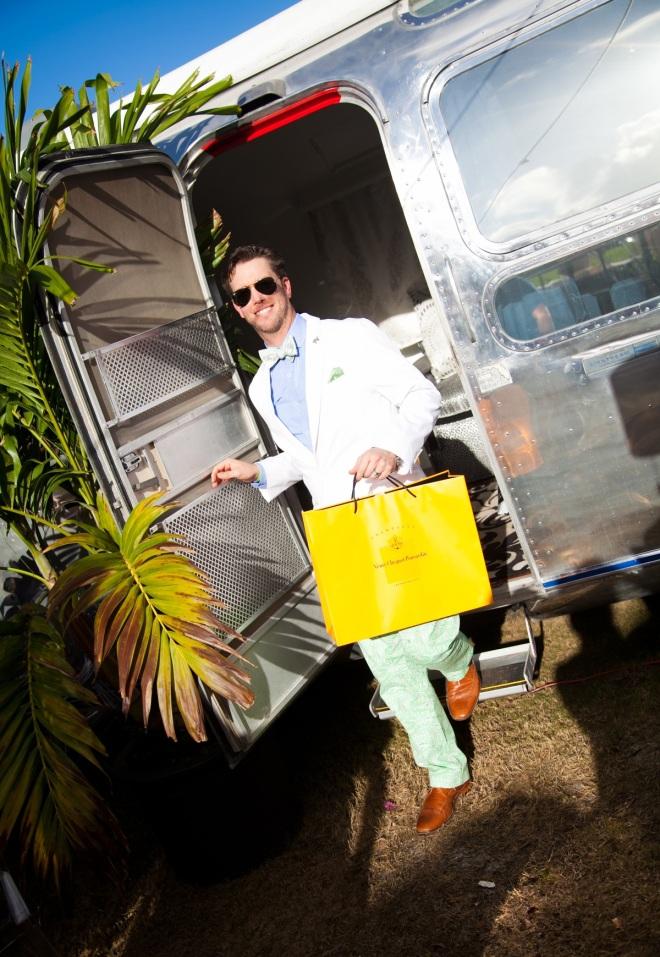 Jack Lighton, Fashion on the Field Winner